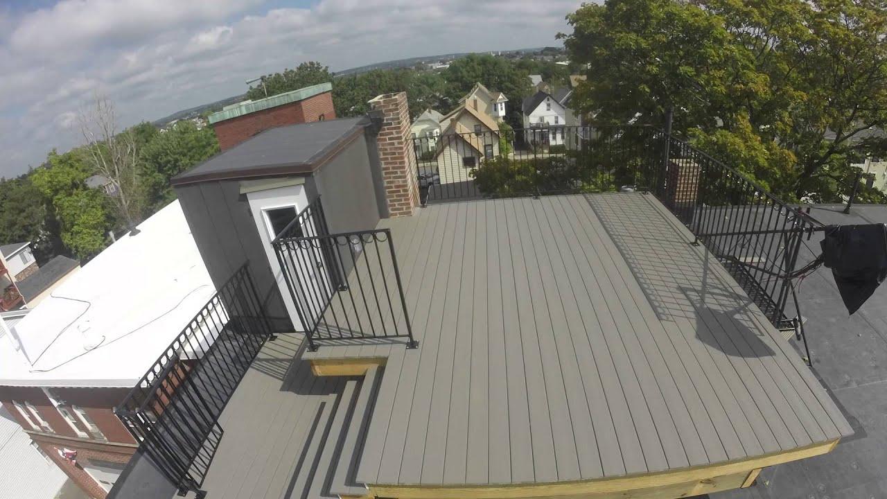 Roofdeck, Videos, Abacus Builders